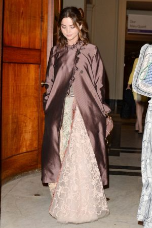 Jenna Coleman attends 2019 V&A Summer Party in London 2019/06/19 4