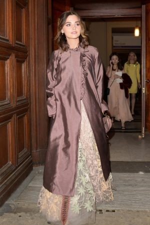 Jenna Coleman attends 2019 V&A Summer Party in London 2019/06/19 5