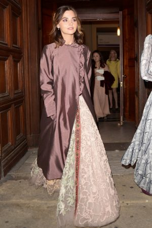 Jenna Coleman attends 2019 V&A Summer Party in London 2019/06/19 6