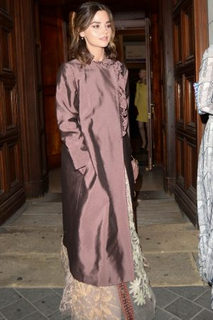 Jenna Coleman attends 2019 V&A Summer Party in London 2019/06/19 7