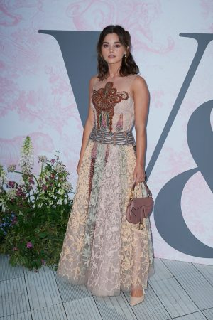 Jenna Coleman attends 2019 V&A Summer Party in London 2019/06/19 8