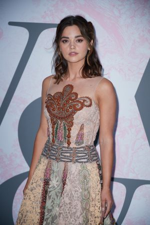 Jenna Coleman attends 2019 V&A Summer Party in London 2019/06/19 9