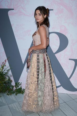 Jenna Coleman attends 2019 V&A Summer Party in London 2019/06/19 11