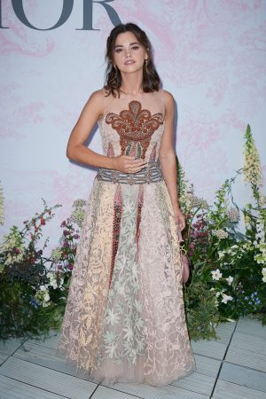 Jenna Coleman attends 2019 V&A Summer Party in London 2019/06/19 12