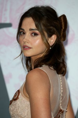 Jenna Coleman attends 2019 V&A Summer Party in London 2019/06/19 16