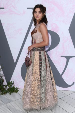 Jenna Coleman attends 2019 V&A Summer Party in London 2019/06/19 20