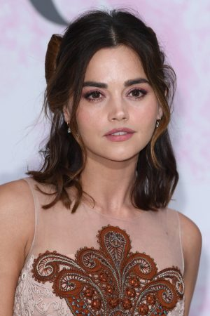 Jenna Coleman attends 2019 V&A Summer Party in London 2019/06/19 25