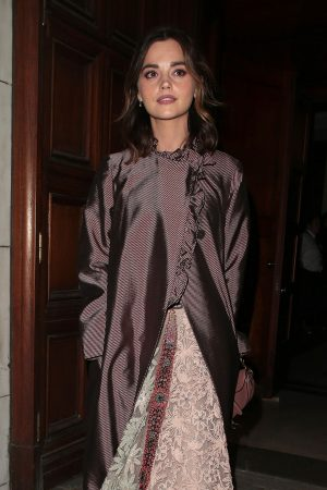 Jenna Coleman attends V&A Summer Party in London 2019/06/19 5