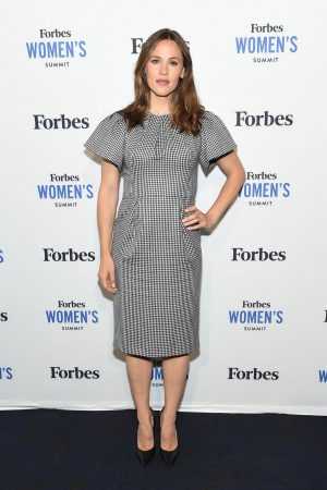 Jennifer Garner attends the 2019 Forbes Women's Summit in New York 2019/06/18 2