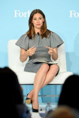 Jennifer Garner attends the 2019 Forbes Women's Summit in New York 2019/06/18 10