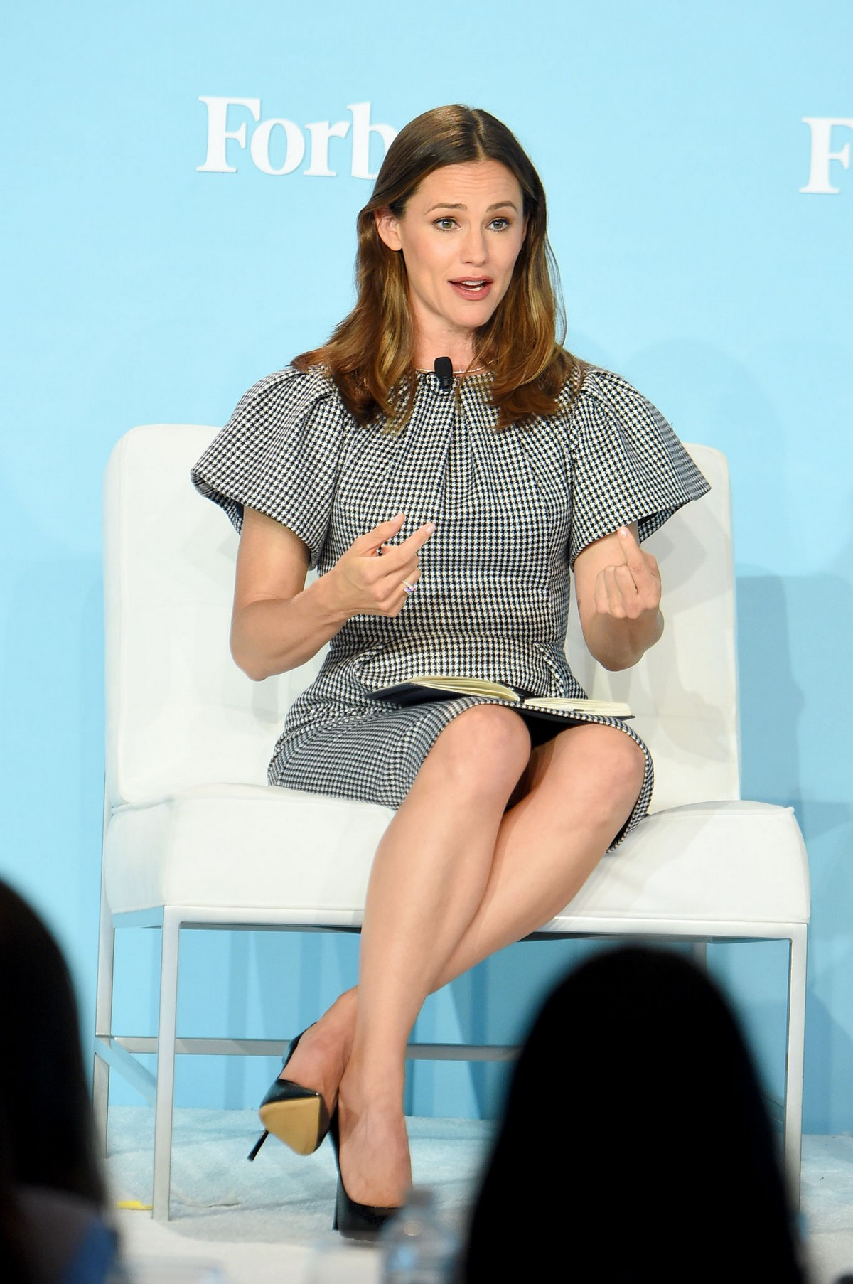 Jennifer Garner attends the 2019 Forbes Women's Summit in New York 2019/06/18 11