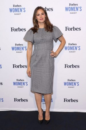 Jennifer Garner attends the 2019 Forbes Women's Summit in New York 2019/06/18 13