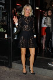 Julianne Hough Leaves After Dinner at Raul in New York 2019/06/22 11