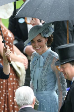 Kate Middleton attends Day one of Royal Ascot in Ascot, England 2019/06/18 1