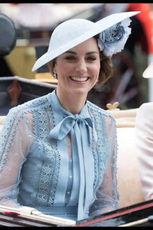 Kate Middleton attends Day one of Royal Ascot in Ascot, England 2019/06/18 4