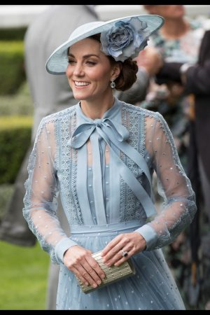 Kate Middleton attends Day one of Royal Ascot in Ascot, England 2019/06/18 5