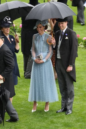 Kate Middleton attends Day one of Royal Ascot in Ascot, England 2019/06/18 6
