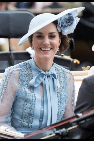 Kate Middleton attends Day one of Royal Ascot in Ascot, England 2019/06/18 12
