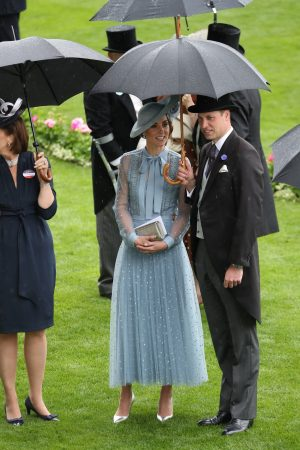 Kate Middleton attends Day one of Royal Ascot in Ascot, England 2019/06/18 15