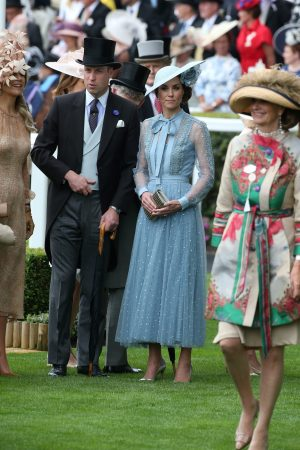 Kate Middleton attends Day one of Royal Ascot in Ascot, England 2019/06/18 16