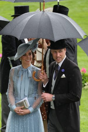 Kate Middleton attends Day one of Royal Ascot in Ascot, England 2019/06/18 22