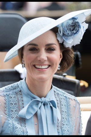 Kate Middleton attends Day one of Royal Ascot in Ascot, England 2019/06/18 24