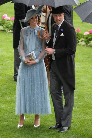 Kate Middleton attends Day one of Royal Ascot in Ascot, England 2019/06/18 27
