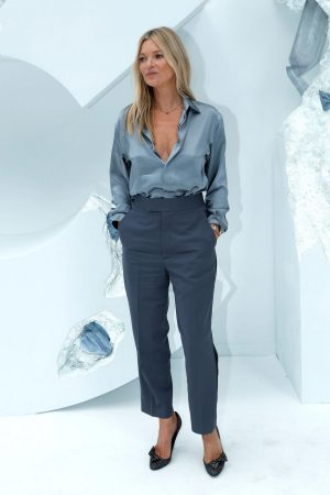 Kate Moss attends Dior Homme Menswear Spring Summer 2020 Show in Paris 2019/06/21 1