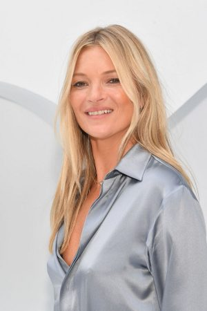 Kate Moss attends Dior Homme Menswear Spring Summer 2020 Show in Paris 2019/06/21 2