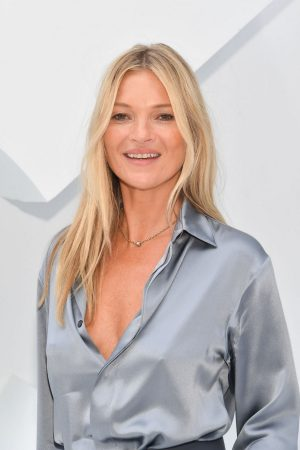 Kate Moss attends Dior Homme Menswear Spring Summer 2020 Show in Paris 2019/06/21 3