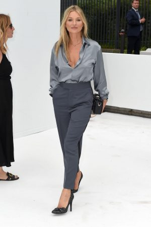 Kate Moss attends Dior Homme Menswear Spring Summer 2020 Show in Paris 2019/06/21 4