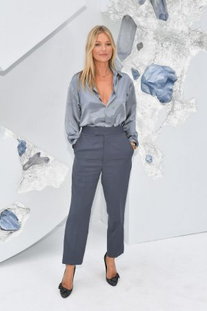 Kate Moss attends Dior Homme Menswear Spring Summer 2020 Show in Paris 2019/06/21 8