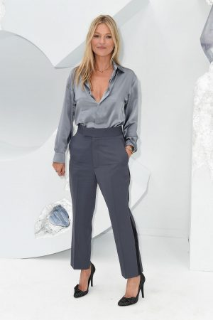 Kate Moss attends Dior Homme Menswear Spring Summer 2020 Show in Paris 2019/06/21 10