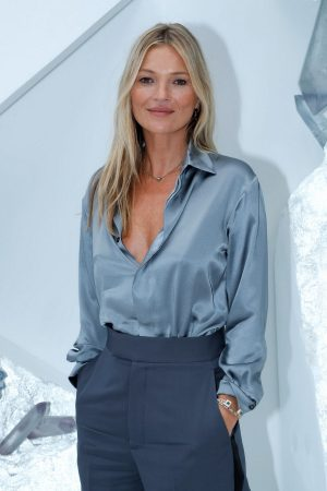 Kate Moss attends Dior Homme Menswear Spring Summer 2020 Show in Paris 2019/06/21 11