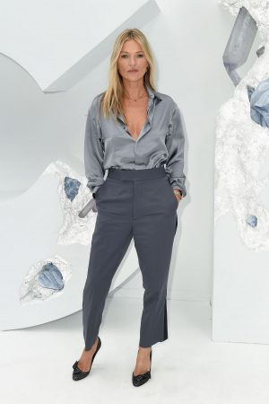 Kate Moss attends Dior Homme Menswear Spring Summer 2020 Show in Paris 2019/06/21 12