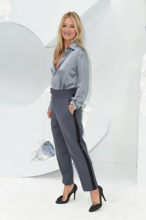 Kate Moss attends Dior Homme Menswear Spring Summer 2020 Show in Paris 2019/06/21 13