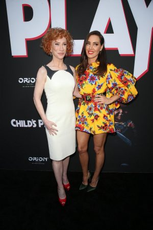 "Kathy Griffin and Aubrey Plaza attends ""Child's Play"" Premiere in Hollywood 2019/06/19 1"