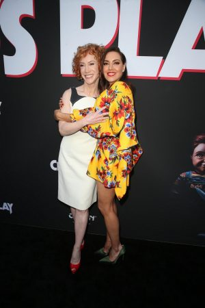 "Kathy Griffin and Aubrey Plaza attends ""Child's Play"" Premiere in Hollywood 2019/06/19 2"