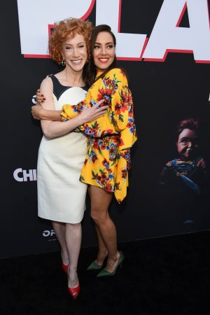 "Kathy Griffin and Aubrey Plaza attends ""Child's Play"" Premiere in Hollywood 2019/06/19 3"