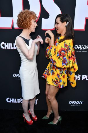 "Kathy Griffin and Aubrey Plaza attends ""Child's Play"" Premiere in Hollywood 2019/06/19 7"