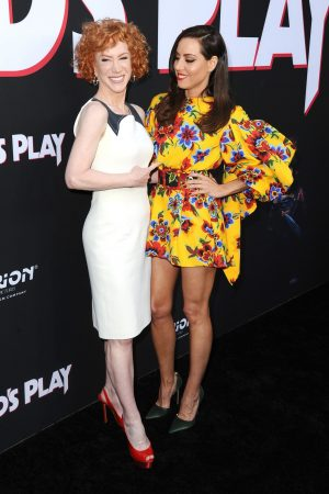 "Kathy Griffin and Aubrey Plaza attends ""Child's Play"" Premiere in Hollywood 2019/06/19 8"
