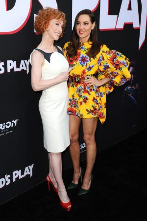 "Kathy Griffin and Aubrey Plaza attends ""Child's Play"" Premiere in Hollywood 2019/06/19 9"