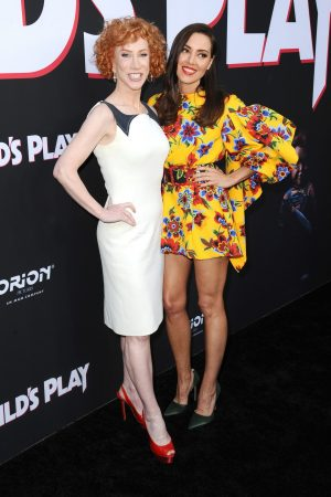 "Kathy Griffin and Aubrey Plaza attends ""Child's Play"" Premiere in Hollywood 2019/06/19 12"