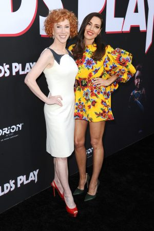 """Kathy Griffin and Aubrey Plaza attends """"Child's Play"""" Premiere in Hollywood 2019/06/19 13"""