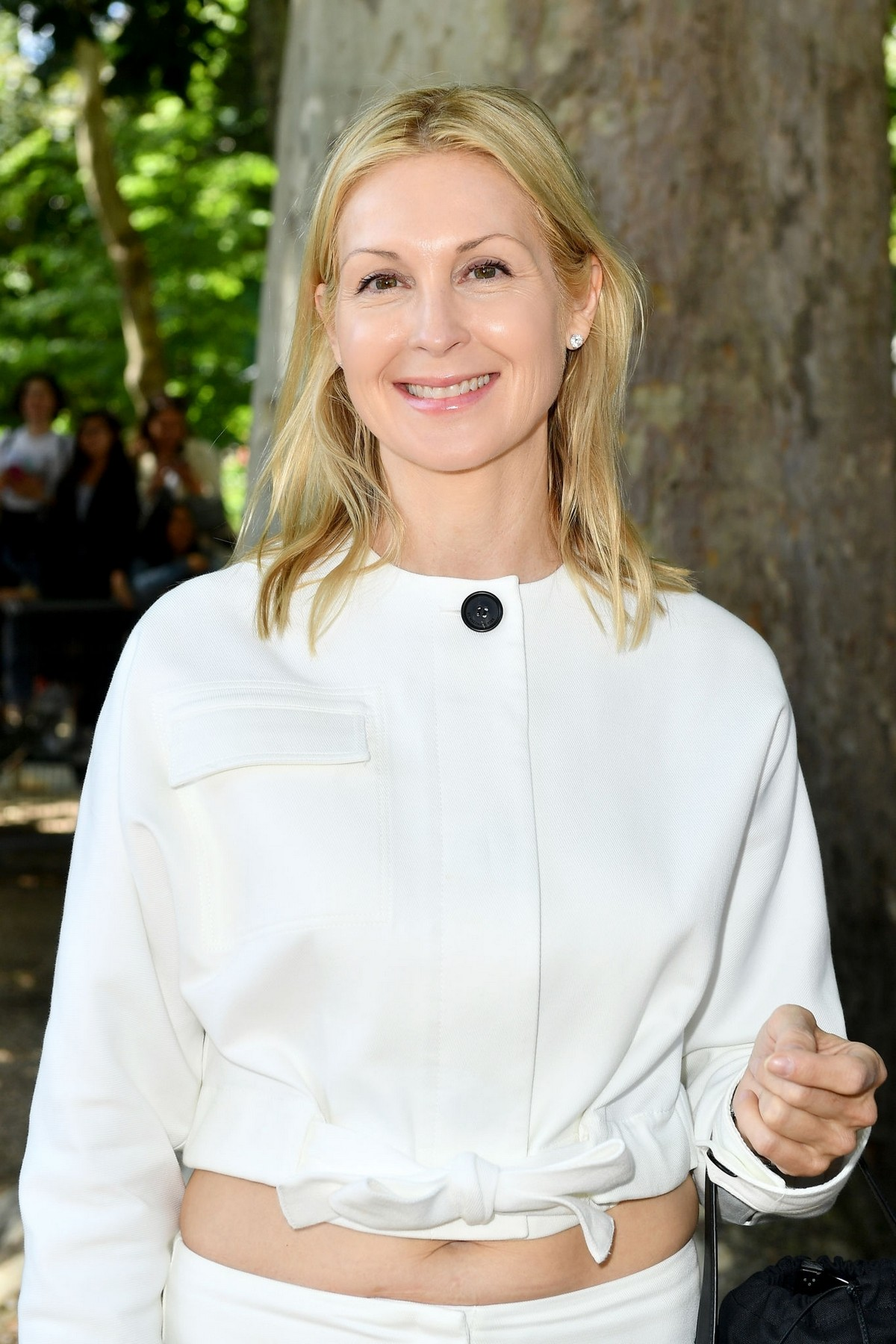 Kelly Rutherford arrives Berluti Menswear Spring Summer 2020 Show in Paris 2019/06/21 6