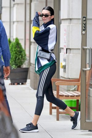 Kendall Jenner in Tights Out and About in New York CityJune 19, 2019 5