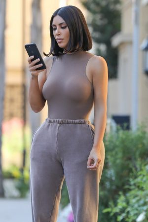 Kim Kardashian Out and About in Los Angeles 2019/06/17 2