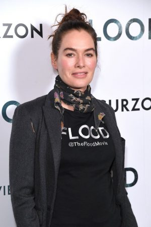 "Lena Headey arrives ""The Flood"" Special Screening in London 2019/06/14 1"