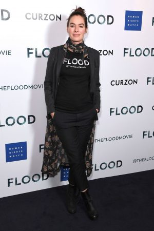 "Lena Headey arrives ""The Flood"" Special Screening in London 2019/06/14 3"