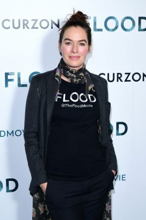 "Lena Headey arrives ""The Flood"" Special Screening in London 2019/06/14 4"
